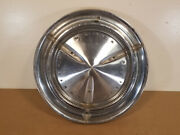 Vintage Pontiac Motor Division Hubcaps Baby Moons Poverty Fullsize