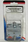 New Boater Sports Marine Boat Mounting Brackets Part No. G-1060csm