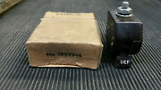 1934-41 Chevrolet / Delco Remy Def Heater Switch Nos 1997715