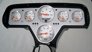 57 Chevy Custom Gauge Panel Assembly
