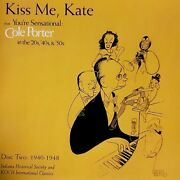 Cole Porter - Kiss Me Kate - Cole Porter In And03920s And03940s And And03950slike New 1948