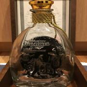 Tobermory Malt Scotch Whisky 21 Years Vintage Old Type Empty Bottle With Box Etc