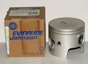 New Evinrude Johnson Genuine Parts Boat Piston And Ring Assembly Part No. 0439515