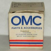 New Omc Outboard Marine Corp Boat Ignition Switch Kit Part No. 386947