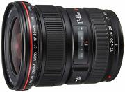 Canon Wide Angle Zoom Lens Ef17-40mm F4l Usm For Full Size From Japan New