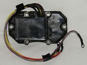 Omc Outboard Marine Corp Boat Rectifier Regulator Assembly Part No. 585195