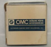 New Omc Outboard Marine Corp Rubber Mount Box Of 4 Part No. 303879