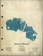 Omc Outboard Marine Corp. 1986 Cobra 4 5 8 Cylinder Models Service Manual 507605