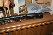 Brass Loco Ho Scale Articulated