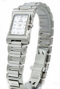 Jaguar Womenand039s Watch With Sapphire Glass J-454/1 Swiss Made Stainless Steel
