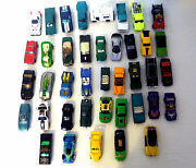 Lot Of 40 Misc. Toy Cars - Hot Wheels / Matchbox And More 1970s - 2000s