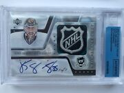 2006-07 Ud The Cup Jean-sebastian Giguer/ Corey Perry Dual Nhl Shields Auto 1/1