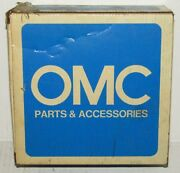 New Omc Outboard Marine Corp Boat Remote Control Adapter Kit Part No. 398032