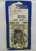 New Seadog Line Marine Boat Stainless Steel Base Rail Fitting Part No. 280450-1