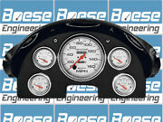 1956 Ford Fairlane Gauge Adapter Kit W/ Auto Meter Ultra-lites Instruments 56