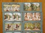 Set Of 93 Views Of The World Stereoview Cards + Box Ingersoll 1898-1903