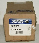 New Evinrude Johnson Genuine Parts Boat Motor Assembly Part No. 3858071