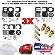 Yamaha Ls2000 Carburetor Rebuild Kit With Needle And Seat The Best Deal
