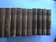 G5023 The Novels Of Jane Austen Winchester Edition 10 Book Lot 1898 Grant