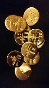 2 1 Gram Bar Usa Bullion 1g 22k Placer Gold Rounds From Mine X Lot 281 Anarchy