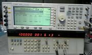 Hp 5335a Universal Counter 200 Mhz Opt.10 Tested