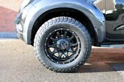 Raceline Shift Wheels And Tyres 18x9 Hilux L200 Mitsubishi Ford Ranger Np300 Dmax