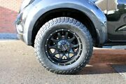 Raceline Shift 18x9 Wheels And Tyres Hilux Mitsubishi L200 Ford Ranger Np300 Dmax
