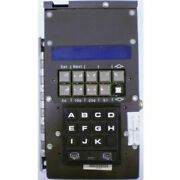Rowe 548/648 Cold Food Vending Machine Message Center Control Board Key Pad