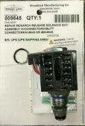 Tommy Gate 009645 Release Solenoid External Assembly W/connector