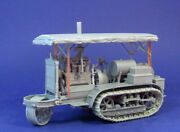 Resicast 351240 1/35 Wwi Heavy Artillery Tractor Resin Kit W/photoetch
