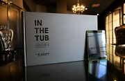 Signed In The Tub By Tj Scott - Limited Edition Deluxe Collectors Book [3 Left]