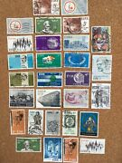 Eire Republic Ireland Stamp Used Franked Modern 1960s 1970s Europa Cath Ocras