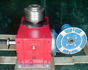 New Cds Ig125 Rotary Index Table Indexer 6 Stop 360 Deg Camco Ferguson Nice