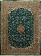 Pak Persian 8 X 11 Rugs Tapis Hand Knotted Carpet By Indiport