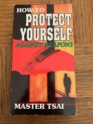How To Protect Yourself Against Weapons Vhs