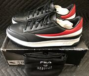 Fila Original Tennis X Barneys New York Sneakers Size Usa13 Limited Discontinued