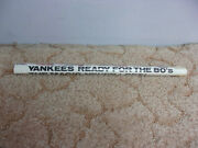 Vintage Yankees Ready For The 80's The Magic Never Left Poster Reggie Jackson