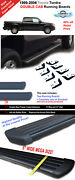 99-06 Toyota Tundra Double Crew Cab Black 6 Running Side Step Boards Nerf Bar