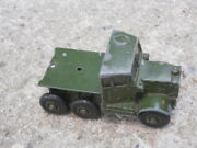 Antique Tin Toy Truck Dinky Supertoys Recovery Tractor No 661