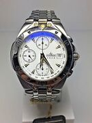 Orologio Lucien Rochat Swiss Made Automatic Crono 0423521022 Nuovo -40 Off