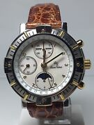 Orologio Lucien Rochat Swiss Made Automatic Crono 21141012 Nuovo -40 Off
