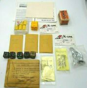 Lionel Train Accessory Lot Mating Pins Bulb Hanging Light Cargo Pins K-492 Htf