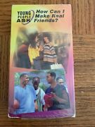 How Can I Make Real Friends Vhs