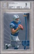 Andrew Luck 2012 Finest Football Rc 110 Bgs 9