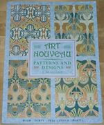 Art Nouveau Patterns And Designs Poster Art Series By Beauclair Rene Book The