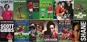 Welsh Rugby Book - Player Biographies Hardback Books In Very Good Condition