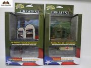 Johnny Lightning Jlds003 Greatest Gen Wwii Gmc Cckw And Air Support Set Of 2 - 19k