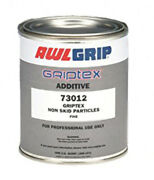 Awlgrip Griptex Non-skid Additive Fine Grit Quart Polymer Boat Deck73012/1qtal