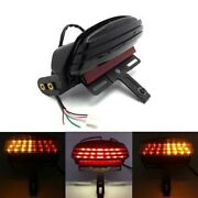 Led Brake Tail Light Turn Signal For Harley For Softail Fxst Fxstb Fxstc Fxsts T