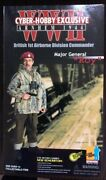 Dragon Action Figure - Roy - Wwii British 1st Airborne Div - Cyber Hobby Dragon